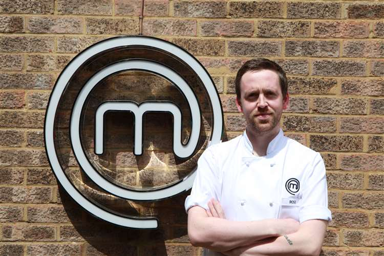 Professional Cookery graduate competes on new series of MasterChef