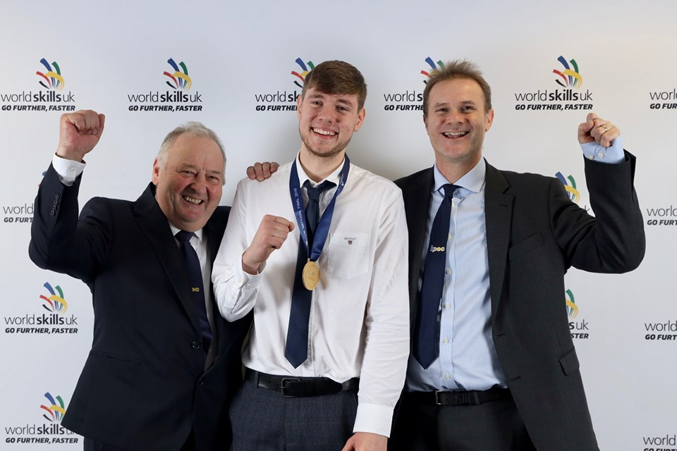 Moray Apprentices bring home Gold and Silver in National Competition